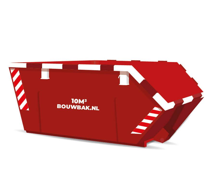 Afvalcontainer Dakafval 10M³