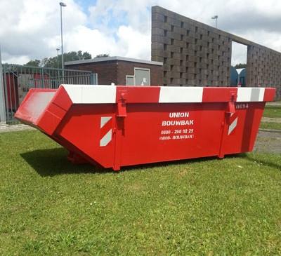bouwbak 6m3 afvalcontainer