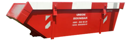 Bouwbak container